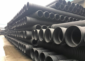 中升HDPE系列管材质量过硬