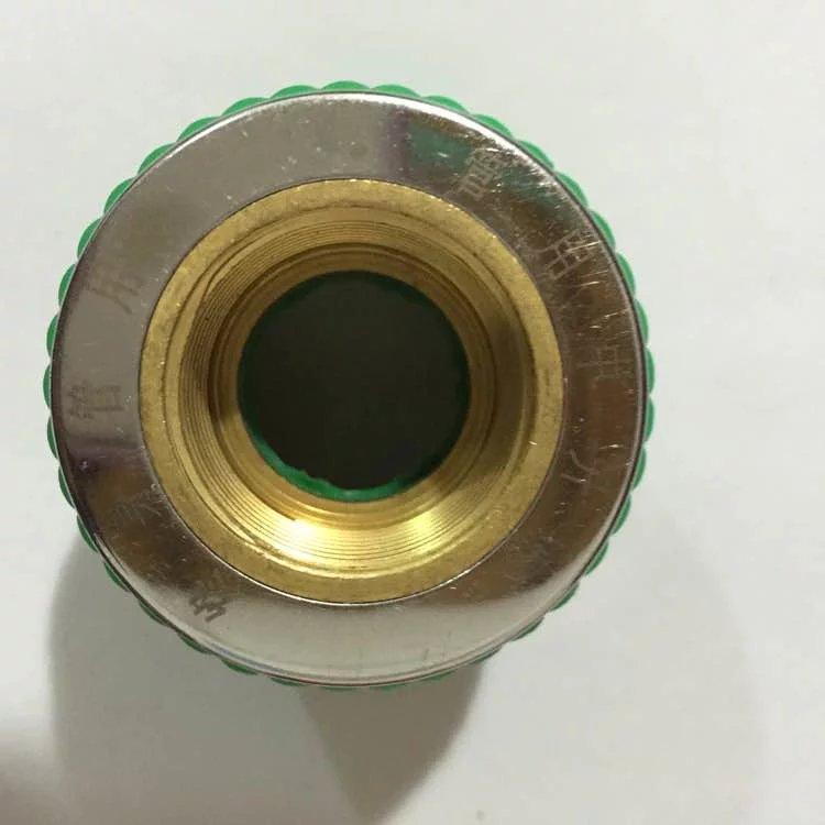中升PPR外丝直接 ppr管材管件 精品家装20  25 32外牙直通